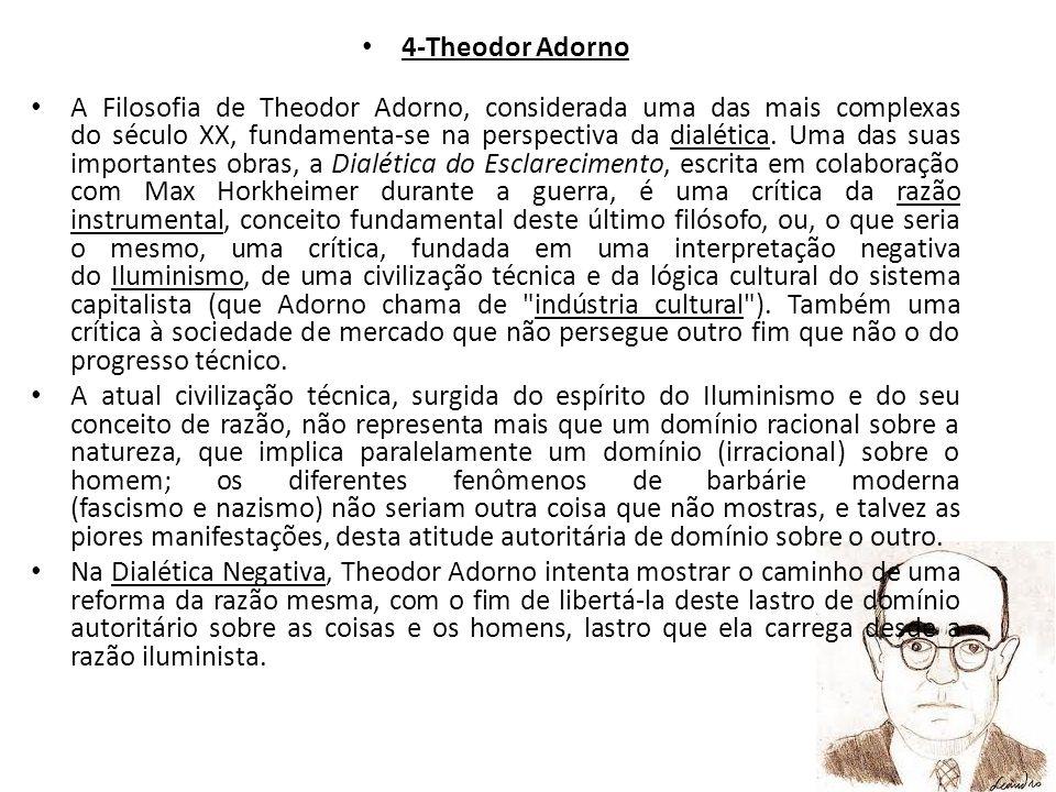 4-Theodor Adorno