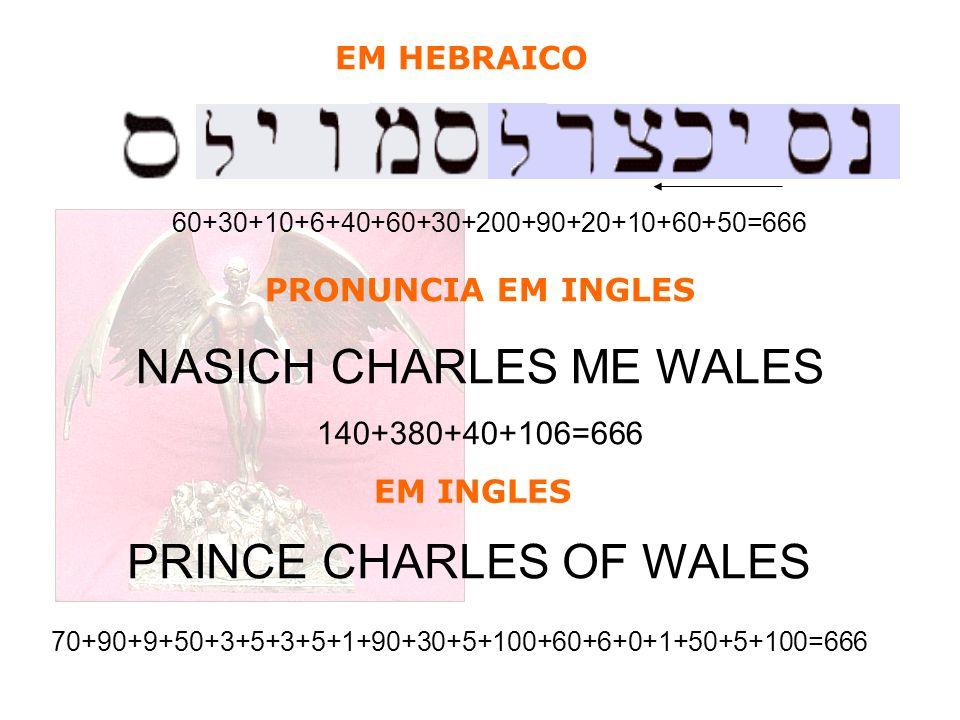NASICH CHARLES ME WALES