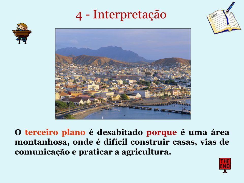 4 - Interpretação