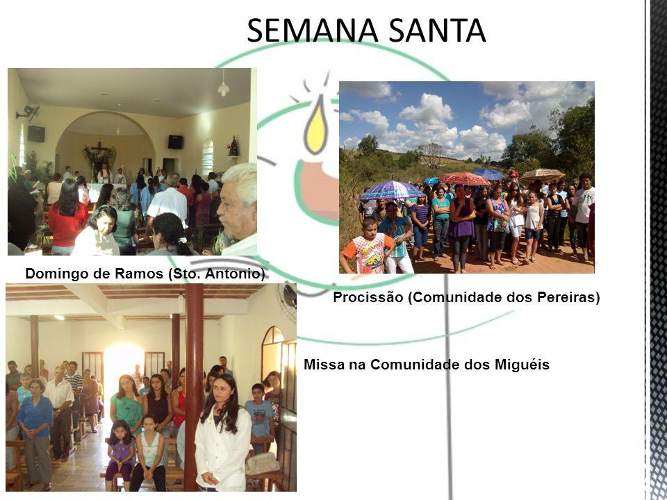 SEMANA SANTA Domingo de Ramos (Sto. Antonio)