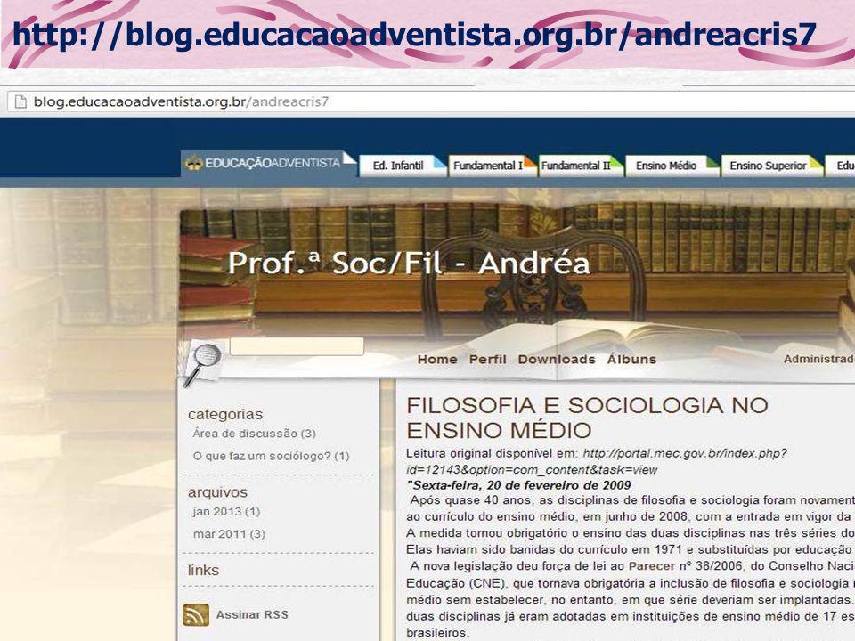 http://blog.educacaoadventista.org.br/andreacris7