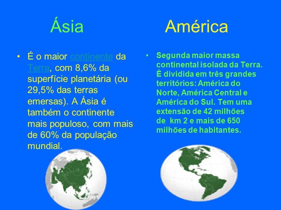 Ásia América