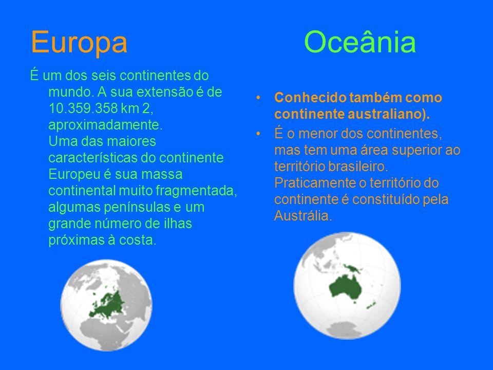 Europa Oceânia