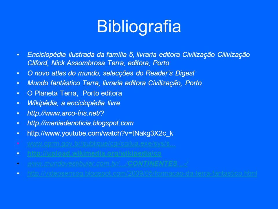 Bibliografia Enciclopédia ilustrada da família 5, livraria editora Civilização Cilivização Cliford, Nick Assombrosa Terra, editora, Porto.