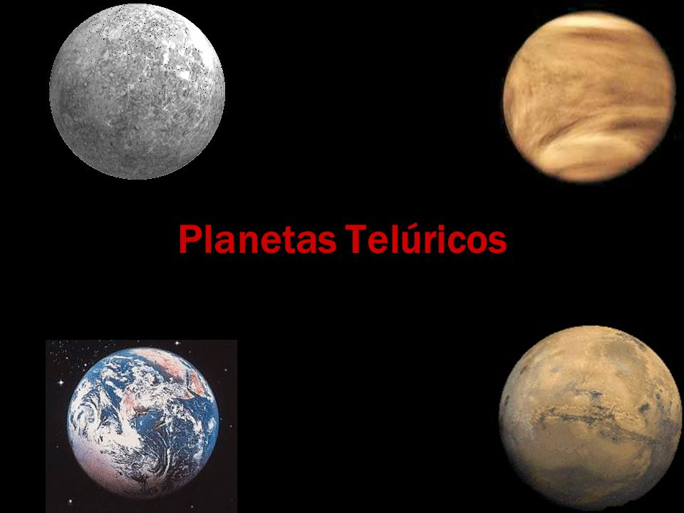 Planetas Telúricos