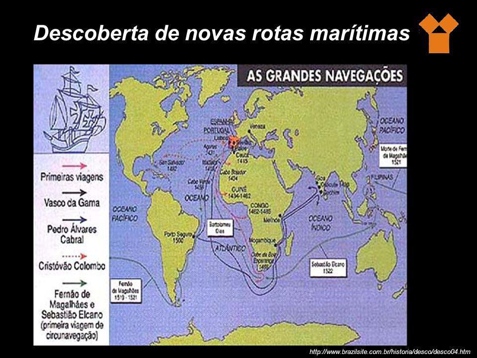 Descoberta de novas rotas marítimas