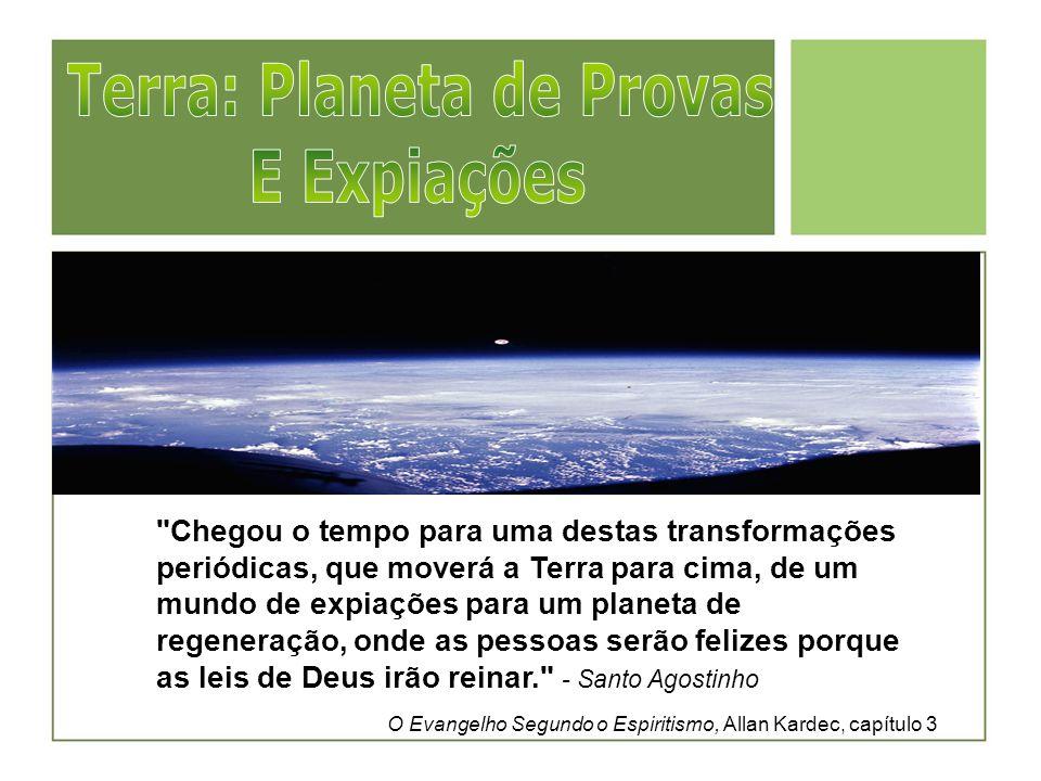 Terra: Planeta de Provas