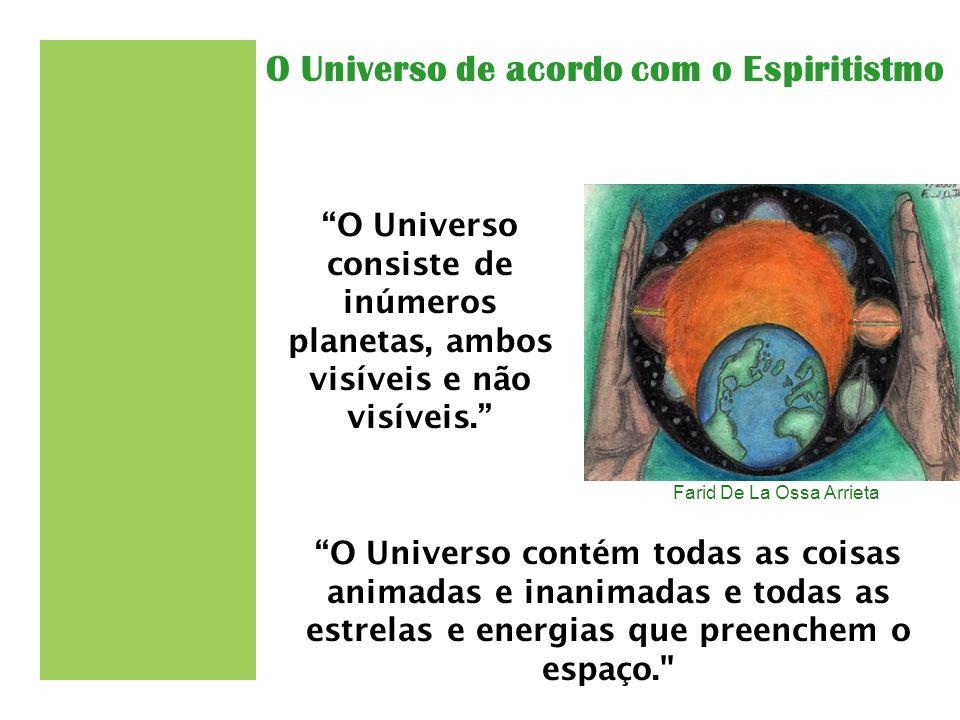 O Universo de acordo com o Espiritistmo
