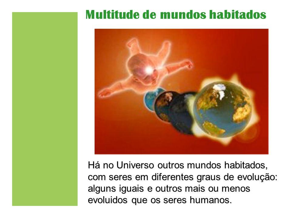 Multitude de mundos habitados