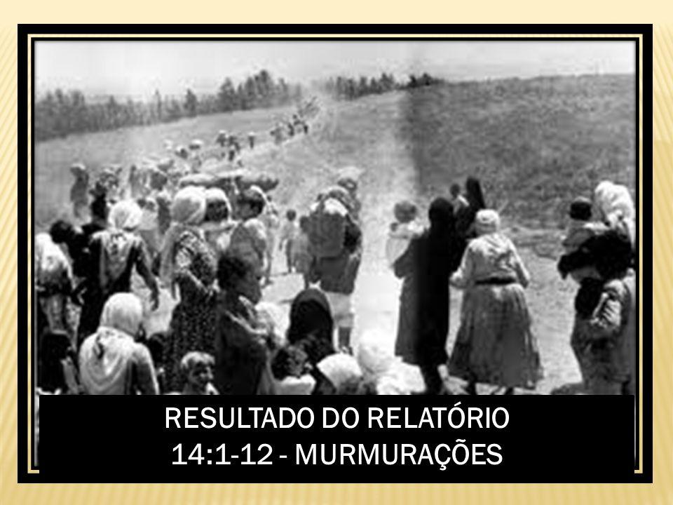 RESULTADO DO RELATÓRIO