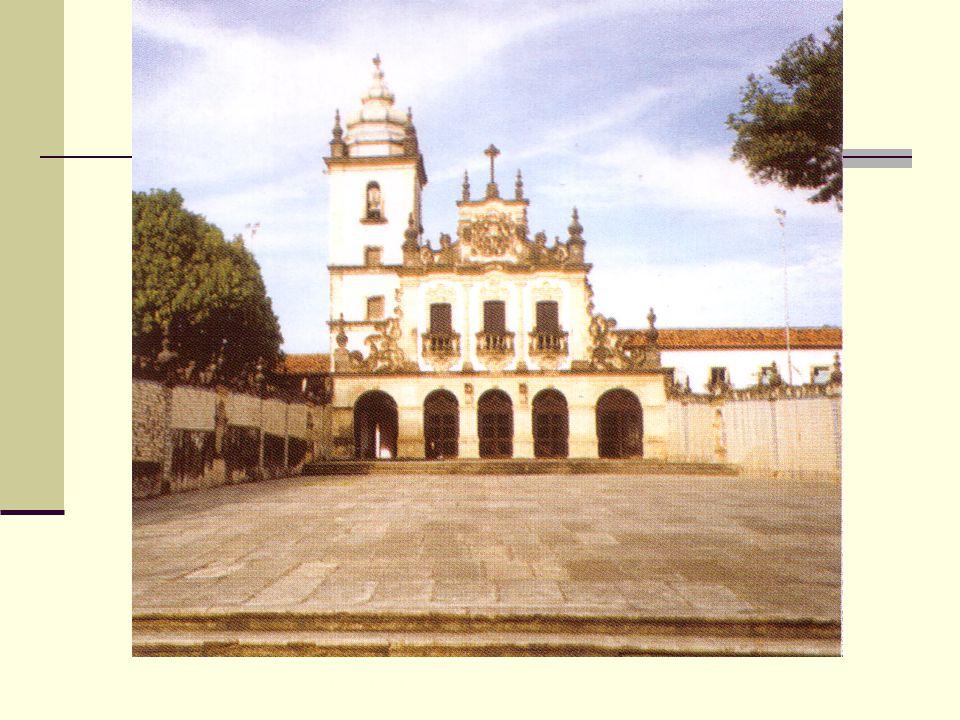 Adro da Igreja de São Francisco – São Paulo