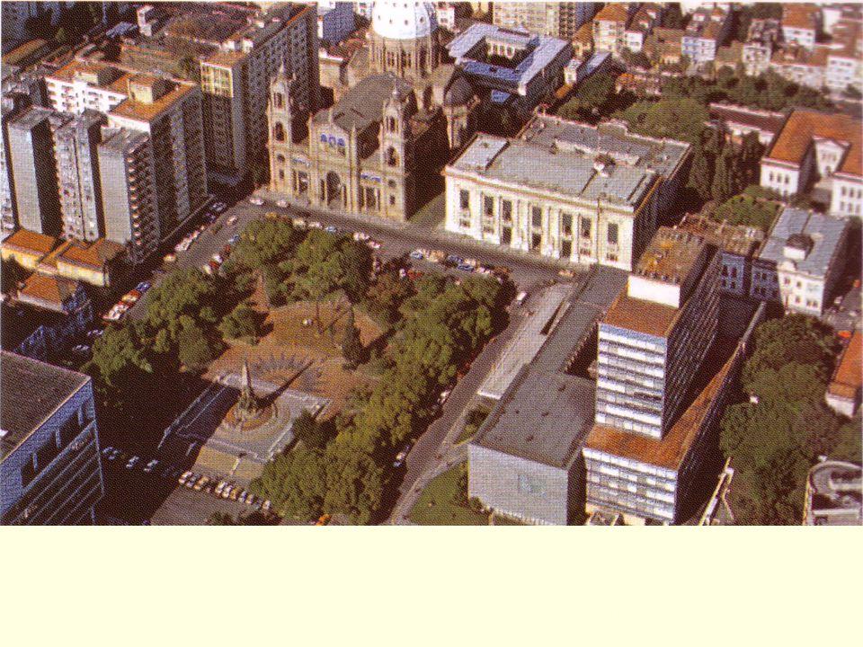 Praça Marechal Deodoro – Porto Alegre