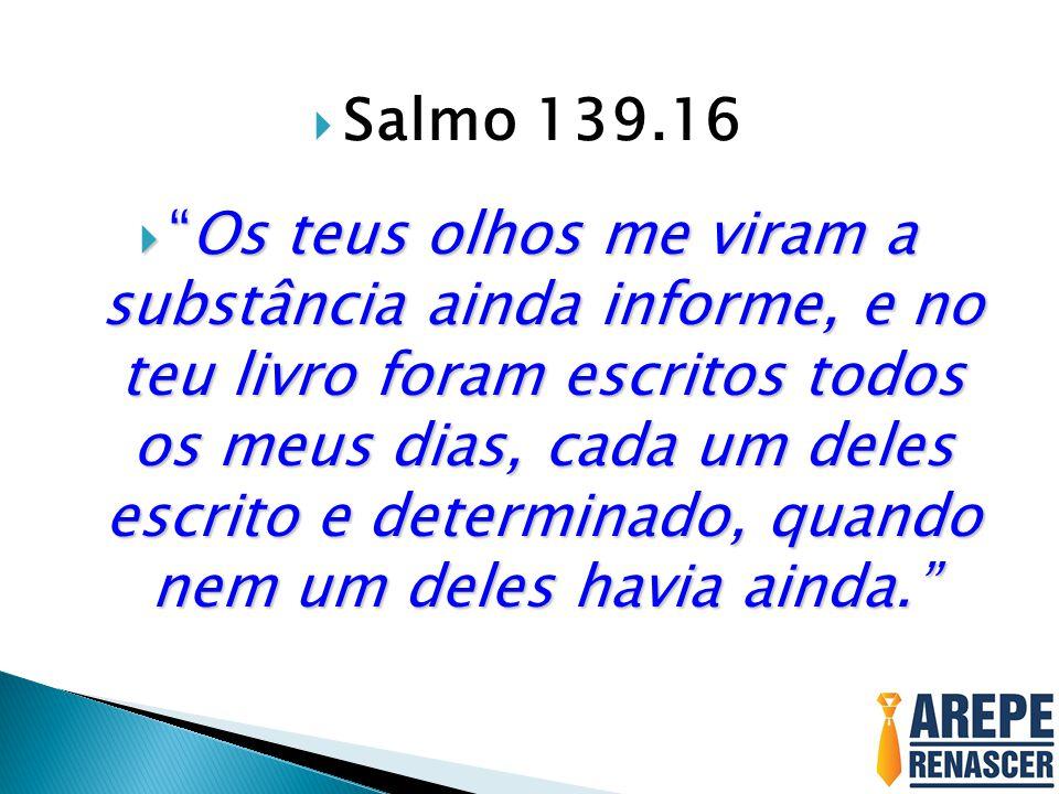 Salmo 139.16