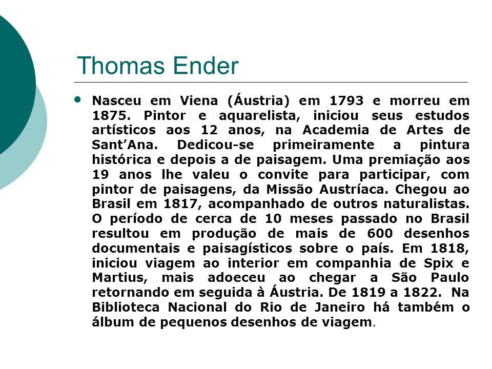 Thomas Ender
