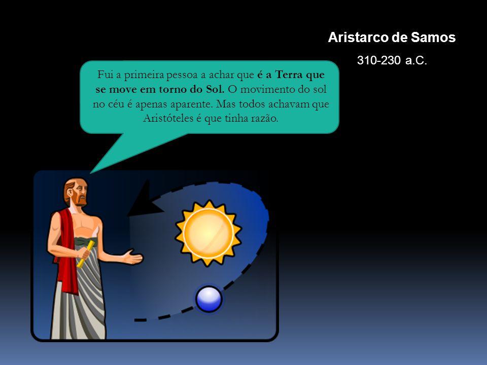 Aristarco de Samos 310-230 a.C.