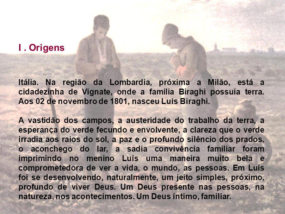 I . Origens
