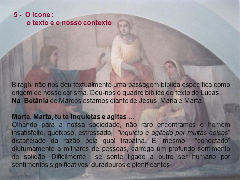 5 - O ícone : o texto e o nosso contexto