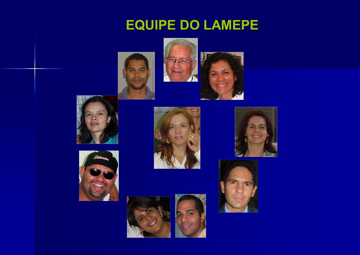 EQUIPE DO LAMEPE