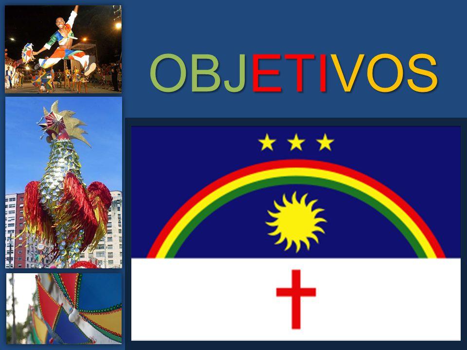 OBJETIVOS Criação de uma Bandeira Revolucionária;