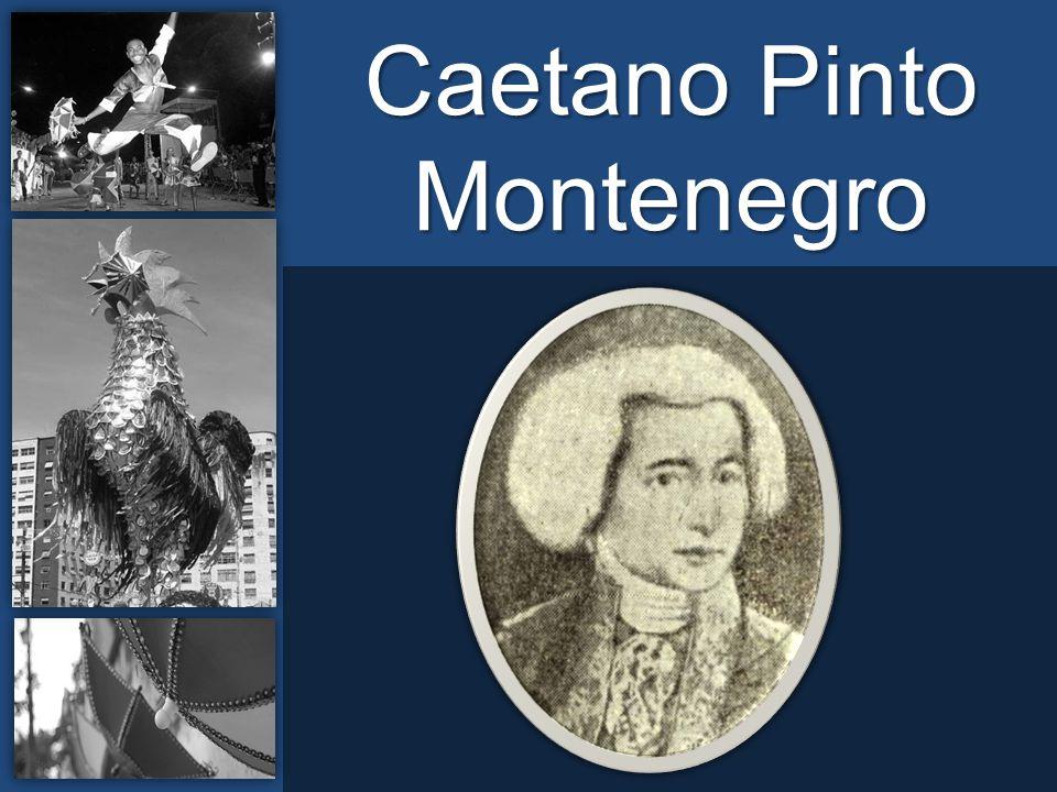 Caetano Pinto Montenegro