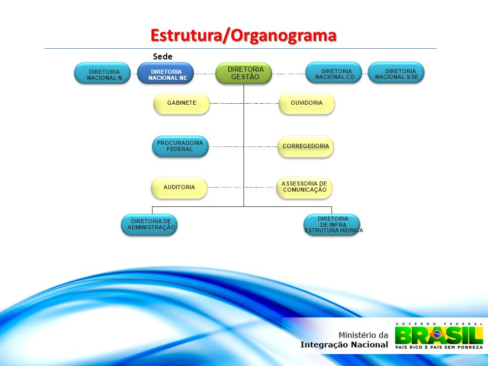 Estrutura/Organograma