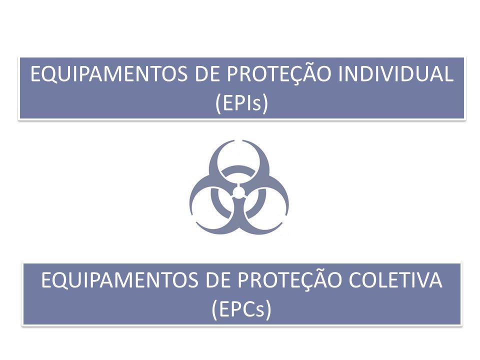 EQUIPAMENTOS DE PROTEÇÃO INDIVIDUAL (EPIs)