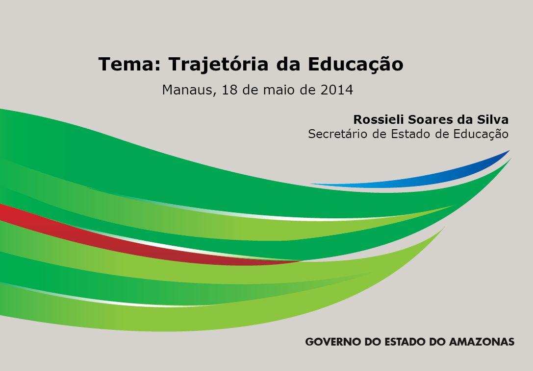 Tema: Trajetória da Educação