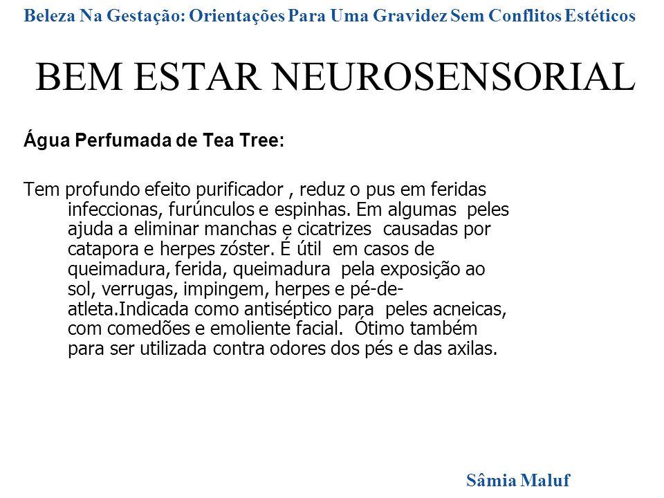 BEM ESTAR NEUROSENSORIAL