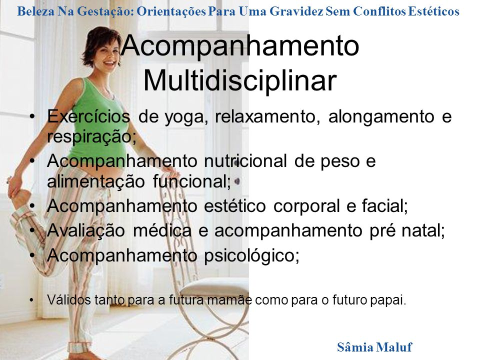 Acompanhamento Multidisciplinar