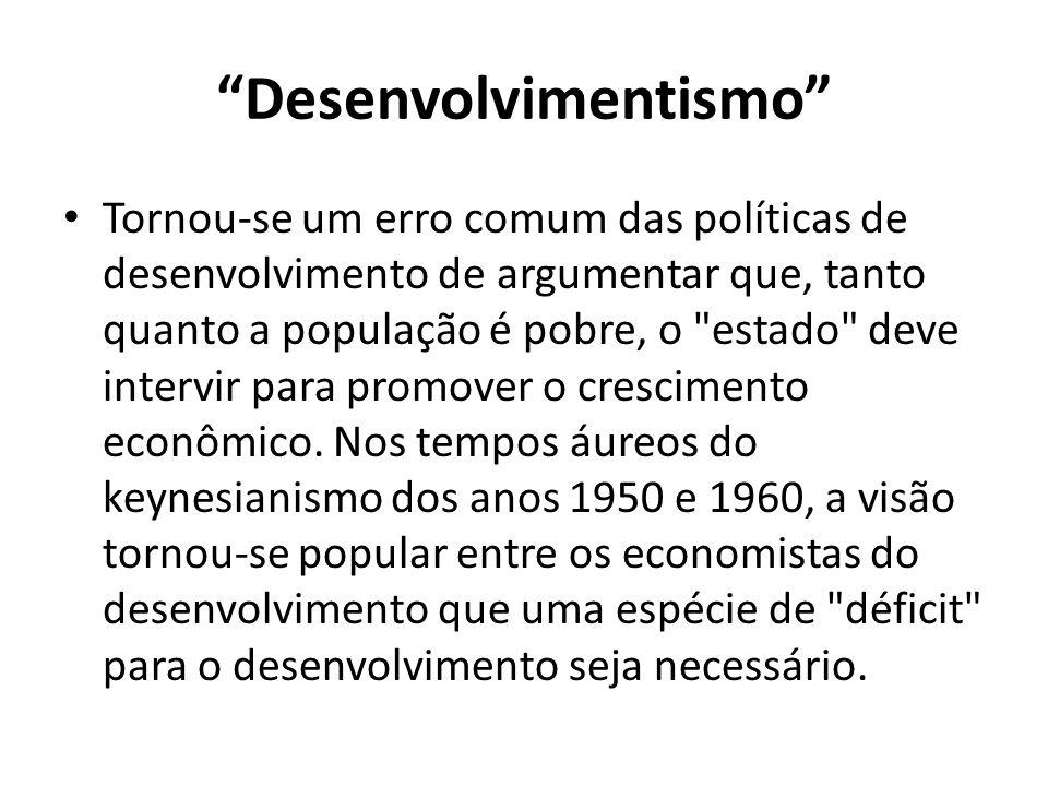 Desenvolvimentismo