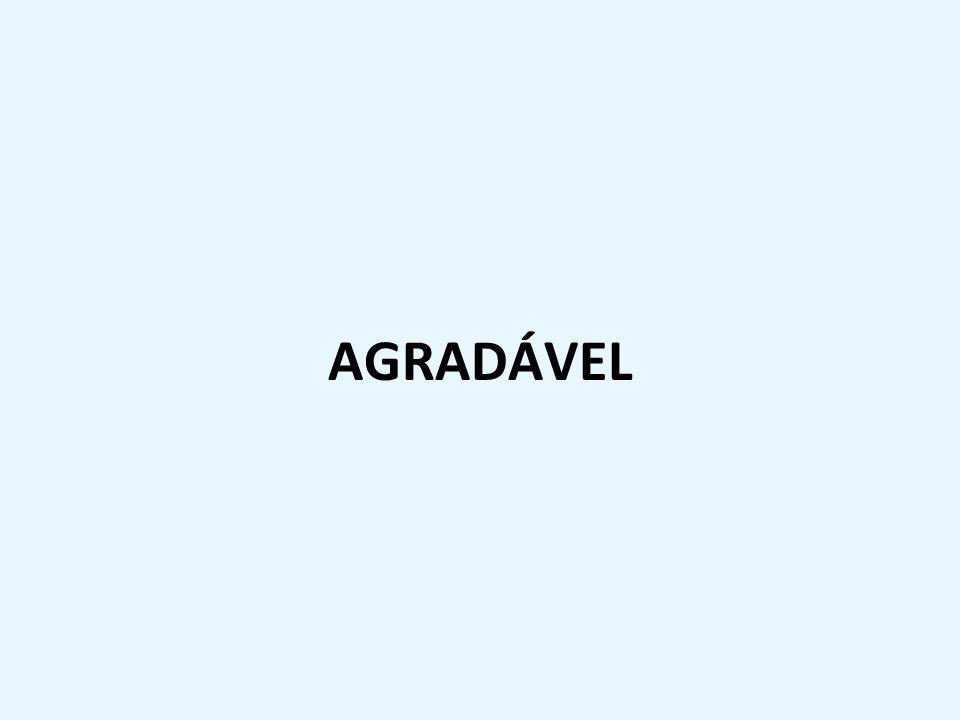 AGRADÁVEL
