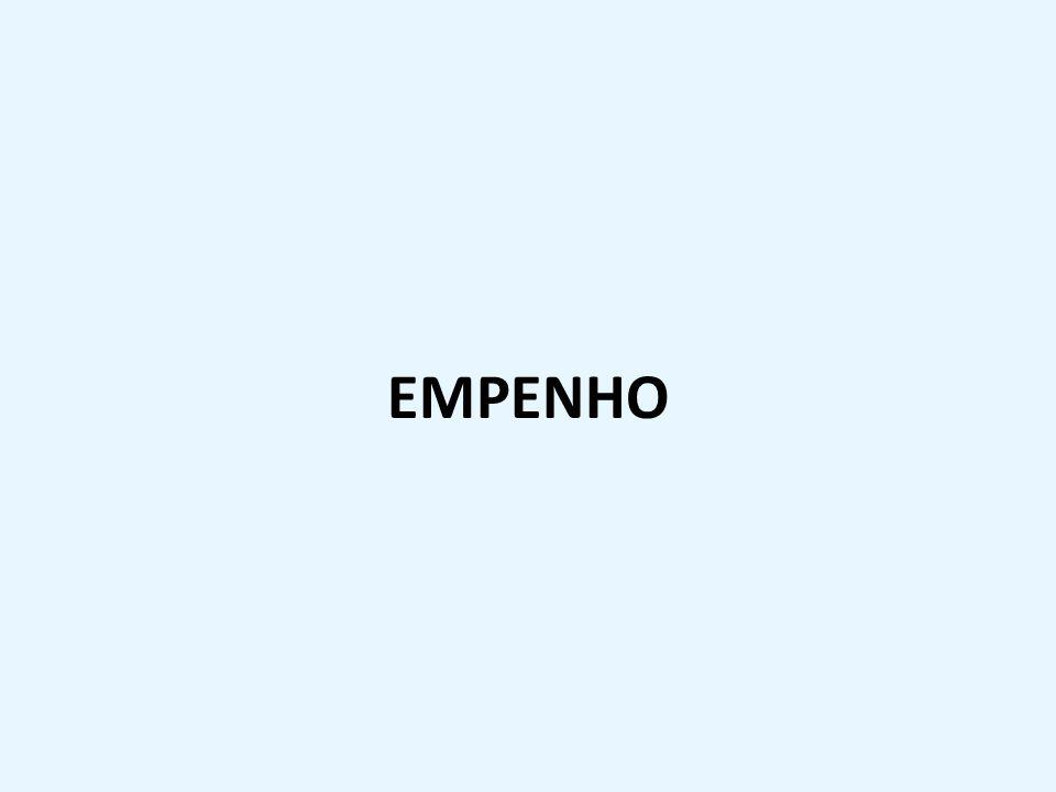 EMPENHO