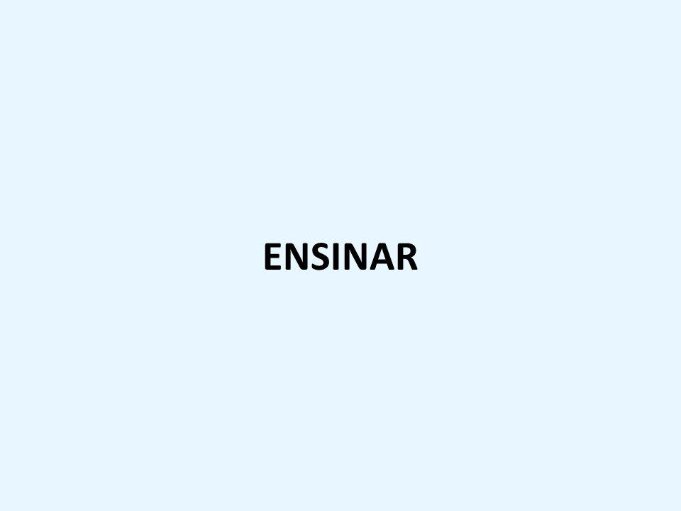 ENSINAR