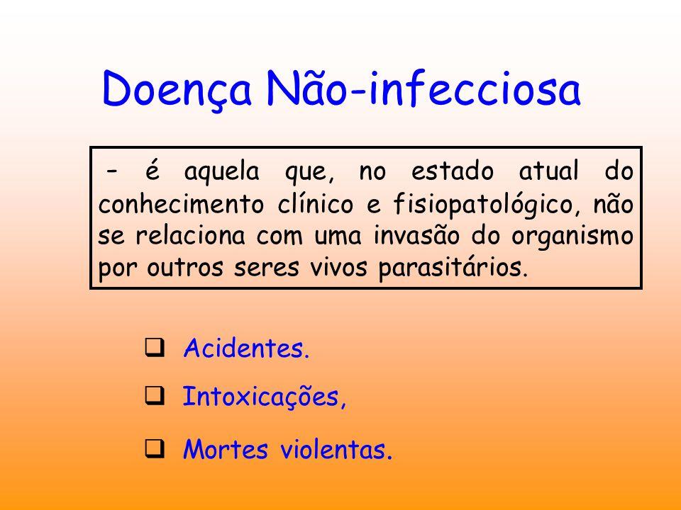 Doença Não-infecciosa
