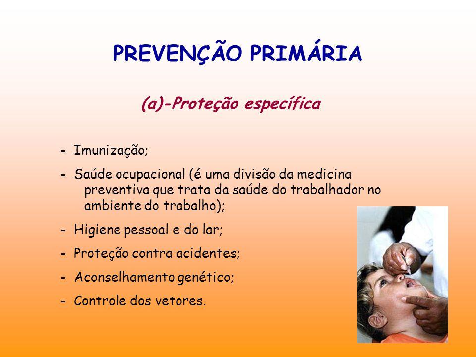(a)-Proteção específica