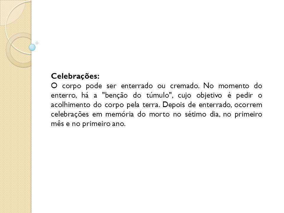 Celebrações: