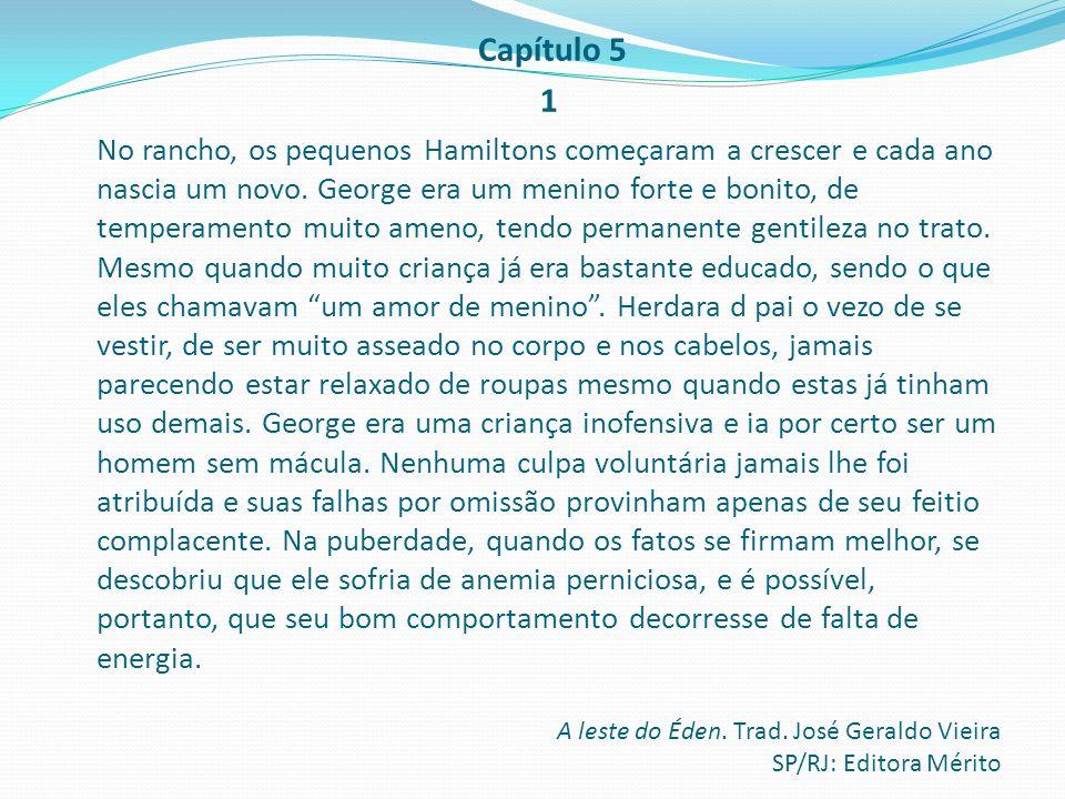Capítulo 5 1.