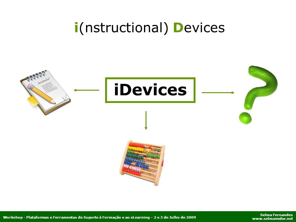 iDevices i(nstructional) Devices