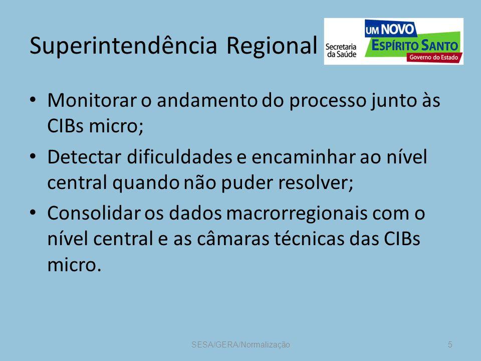 Superintendência Regional