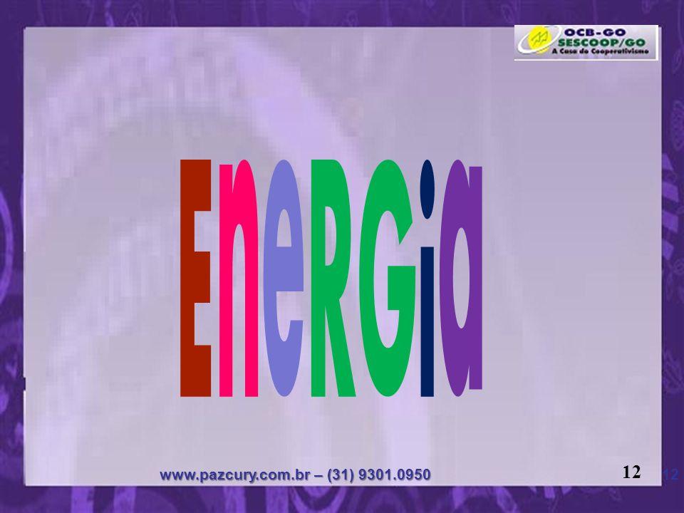 EneRGia 12 www.pazcury.com.br – (31) 9301.0950
