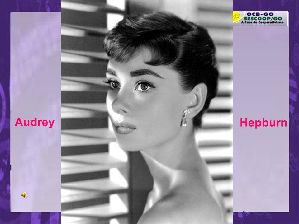 Audrey Hepburn www.pazcury.com.br – (31) 9301.0950