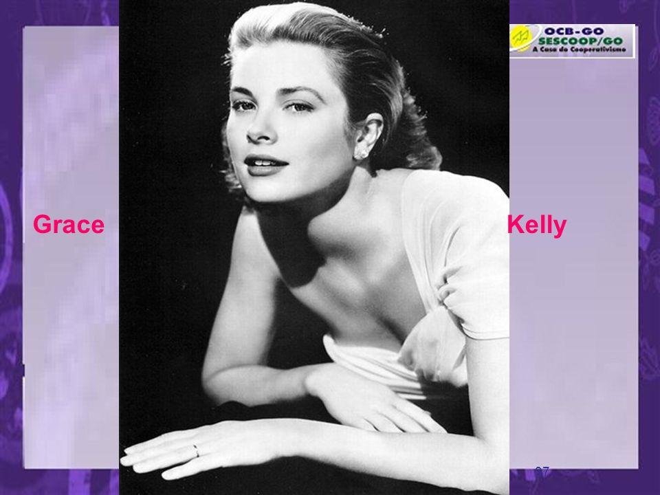 Grace Kelly www.pazcury.com.br – (31) 9301.0950