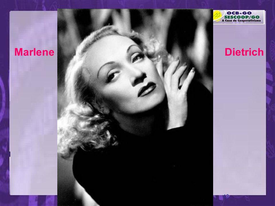 Marlene Dietrich www.pazcury.com.br – (31) 9301.0950