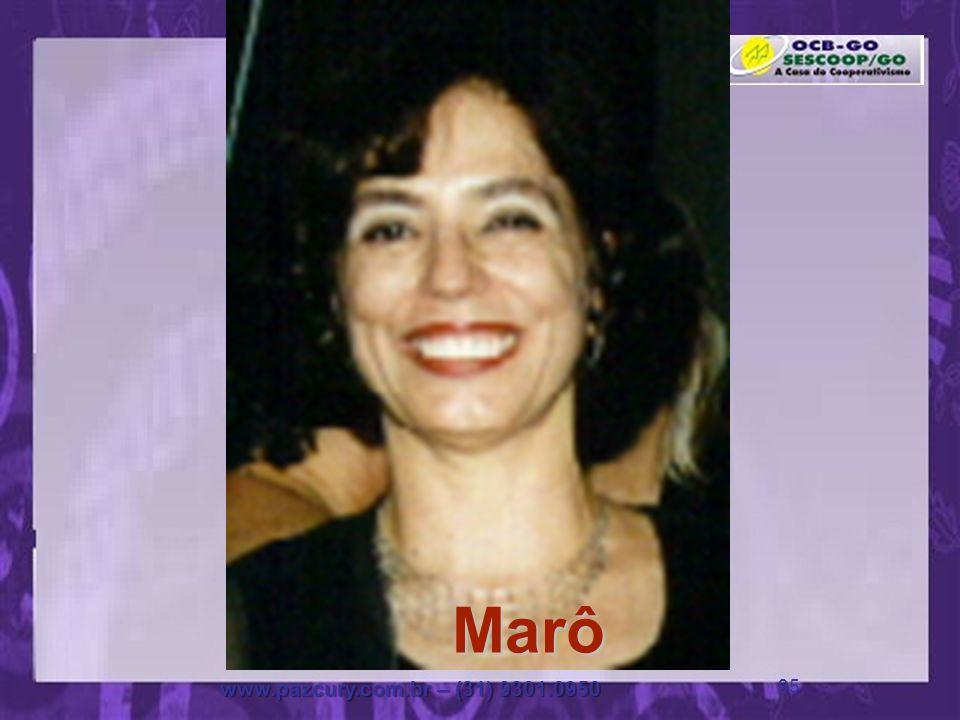 Marô www.pazcury.com.br – (31) 9301.0950