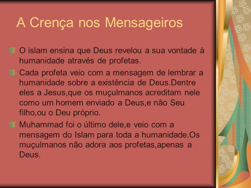 A Crença nos Mensageiros
