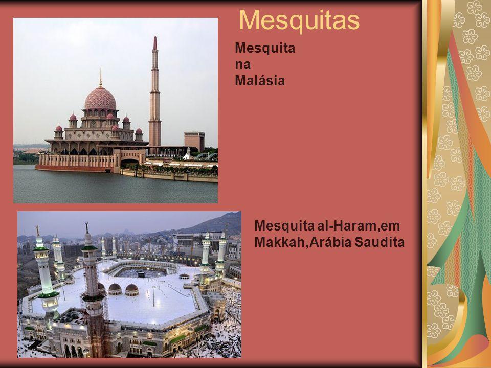 Mesquitas Mesquita na Malásia