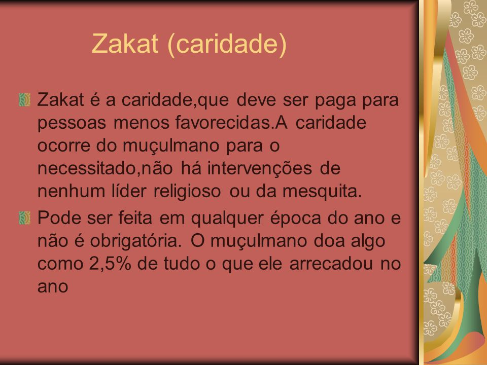 Zakat (caridade)