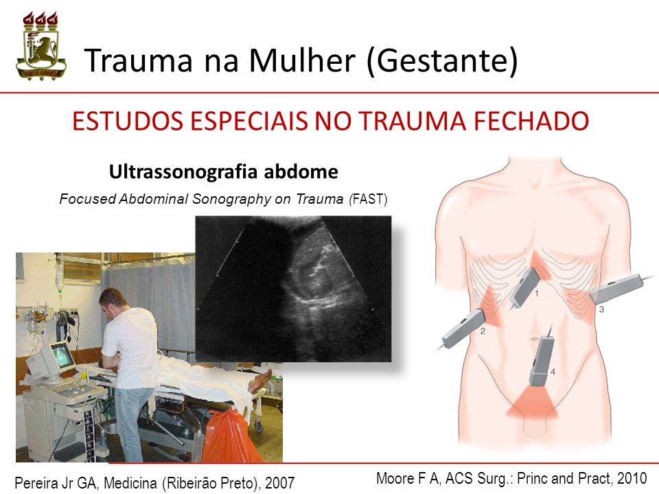 Ultrassonografia abdome