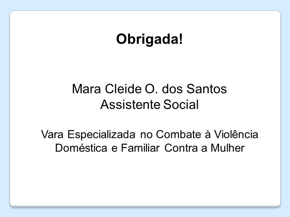 Mara Cleide O. dos Santos