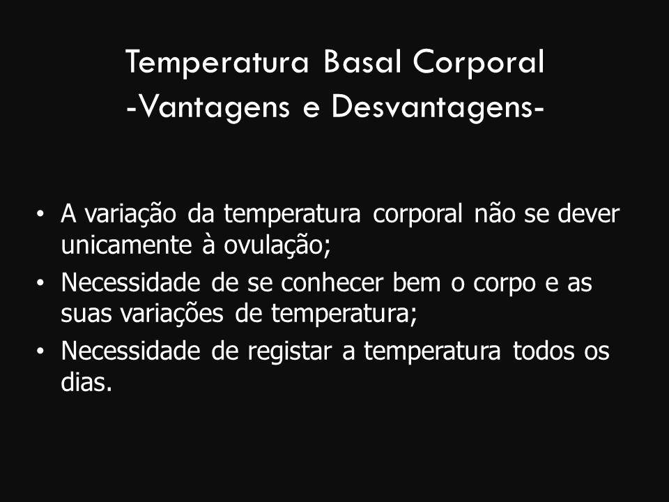 Temperatura Basal Corporal -Vantagens e Desvantagens-